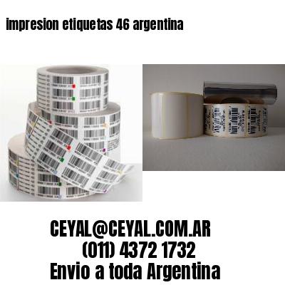 impresion etiquetas 46 argentina