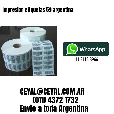 impresion etiquetas 59 argentina