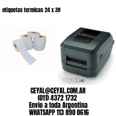 etiquetas termicas 24 x 39