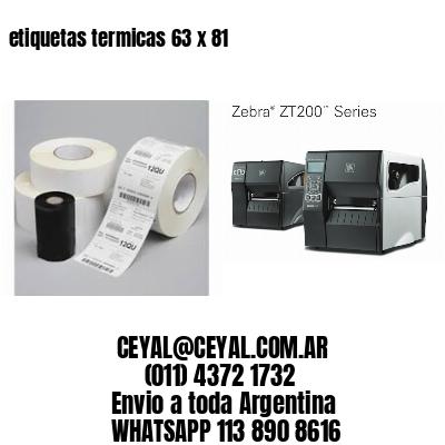 etiquetas termicas 63 x 81