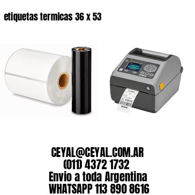 etiquetas termicas 36 x 53