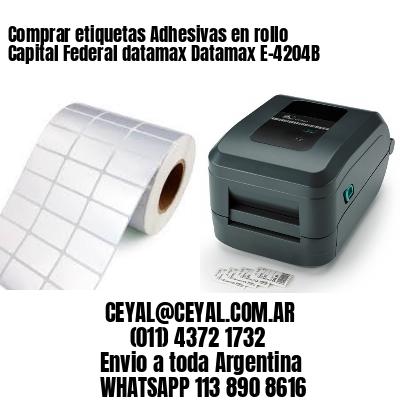 Comprar etiquetas Adhesivas en rollo Capital Federal datamax Datamax E-4204B