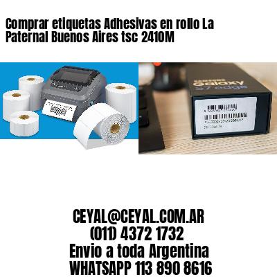 Comprar etiquetas Adhesivas en rollo La Paternal Buenos Aires tsc 2410M