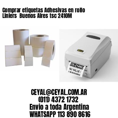 Comprar etiquetas Adhesivas en rollo Liniers  Buenos Aires tsc 2410M