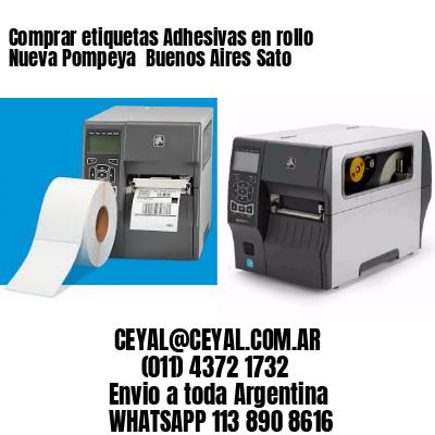 Comprar etiquetas Adhesivas en rollo Nueva Pompeya  Buenos Aires Sato