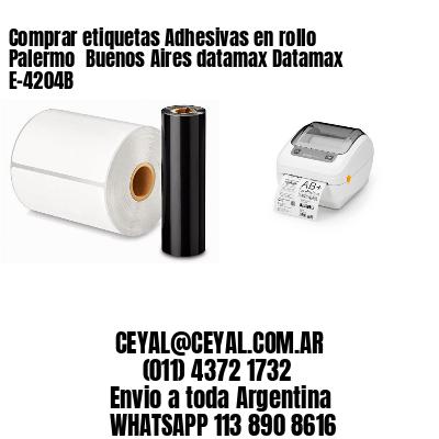 Comprar etiquetas Adhesivas en rollo Palermo  Buenos Aires datamax Datamax E-4204B