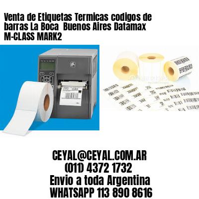 Venta de Etiquetas Termicas codigos de barras La Boca  Buenos Aires Datamax M-CLASS MARK2