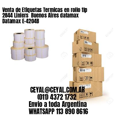 Venta de Etiquetas Termicas en rollo tlp 2844 Liniers  Buenos Aires datamax Datamax E-4204B