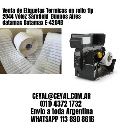 Venta de Etiquetas Termicas en rollo tlp 2844 Vélez Sársfield  Buenos Aires datamax Datamax E-4204B