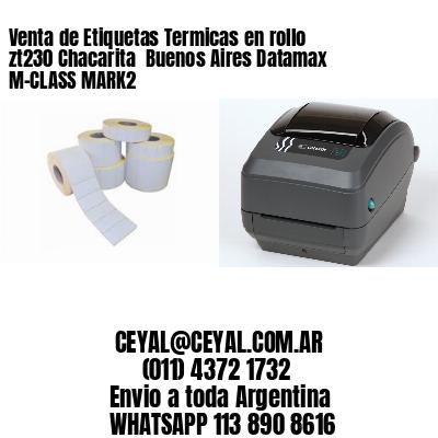 Venta de Etiquetas Termicas en rollo zt230 Chacarita  Buenos Aires Datamax M-CLASS MARK2