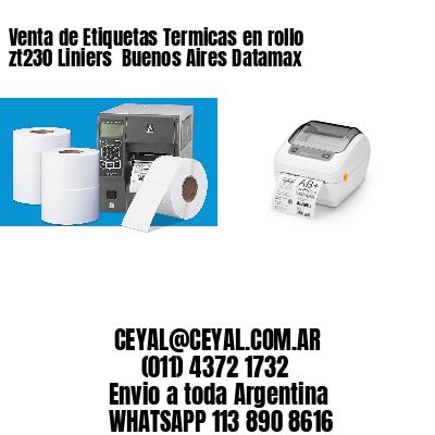 Venta de Etiquetas Termicas en rollo zt230 Liniers  Buenos Aires Datamax