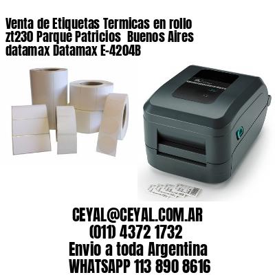 Venta de Etiquetas Termicas en rollo zt230 Parque Patricios  Buenos Aires datamax Datamax E-4204B