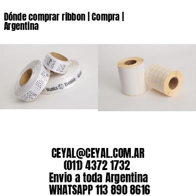 Dónde comprar ribbon | Compra | Argentina