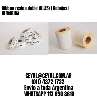 Ribbon resina doble (HL35)   Rebajas   Argentina