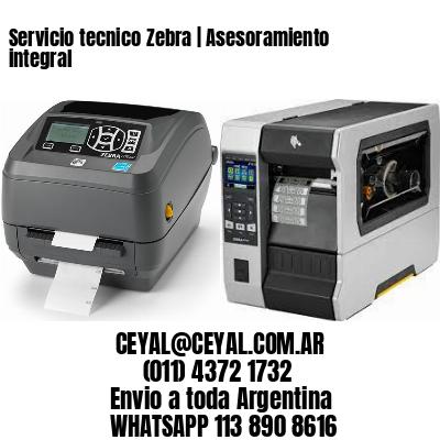 Servicio tecnico Zebra | Asesoramiento integral